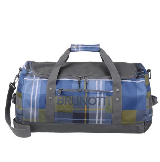 Dagaanbieding - Brunotti Sports Bag Check Evening dagelijkse aanbiedingen