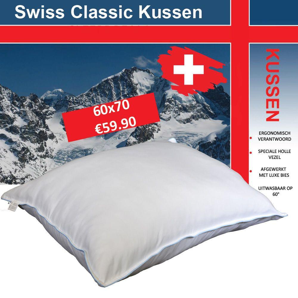 Dagaanbieding - Swiss Classic hoofdkussen dagelijkse koopjes