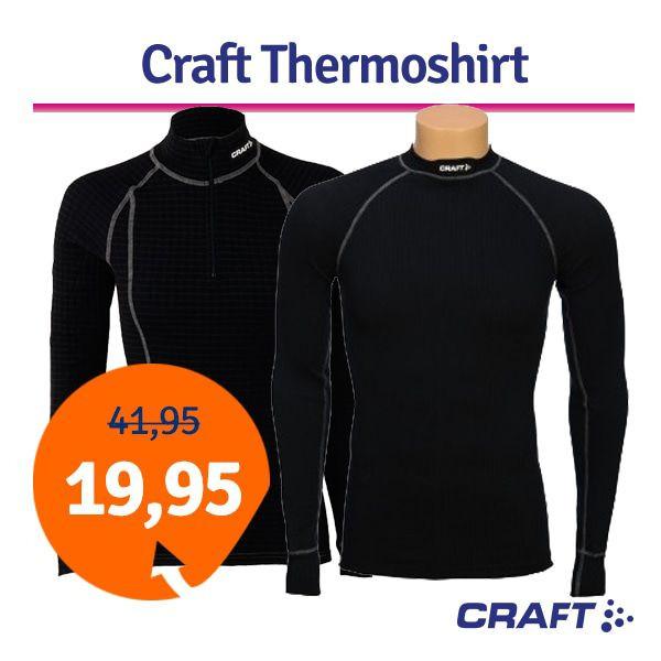 Dagaanbieding - Dagaanbieding Craft thermoshirt dagelijkse aanbiedingen