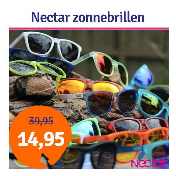 Dagaanbieding - Dagaanbieding Nectar zonnebrillen dagelijkse aanbiedingen