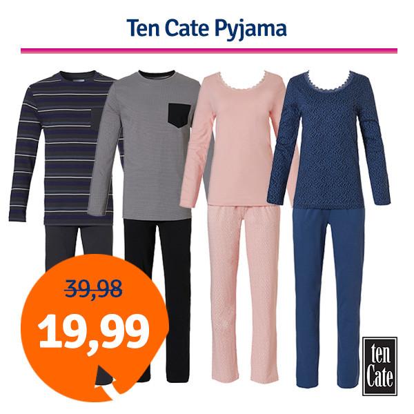 Dagaanbieding - Dagaanbieding Ten Cate Pyjama dagelijkse aanbiedingen