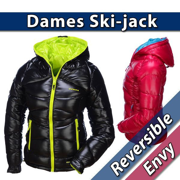 Dagaanbieding - Envy ski-jack dames dagelijkse aanbiedingen