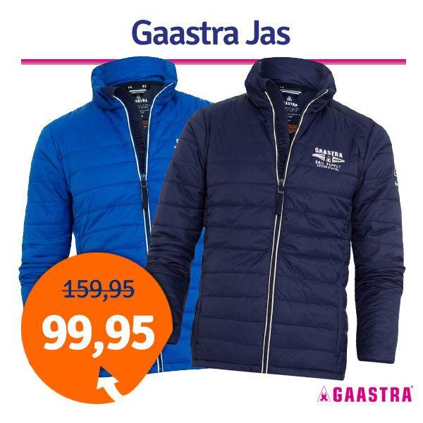 Dagaanbieding - Dagaanbieding Gaastra Jas Longbook Classics dagelijkse aanbiedingen