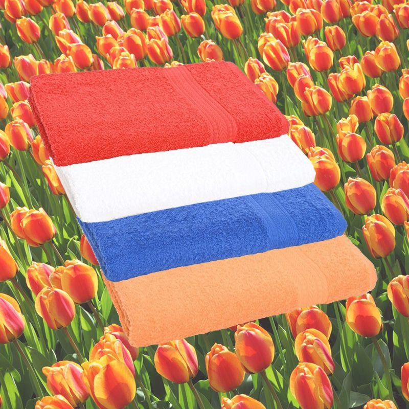 Dagaanbieding - Clarysse Classic Badlaken Nederland Mix dagelijkse aanbiedingen