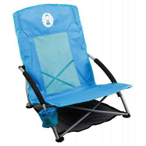 Dagaanbieding - Dagaanbieding Coleman Low Sling strandstoel dagelijkse koopjes