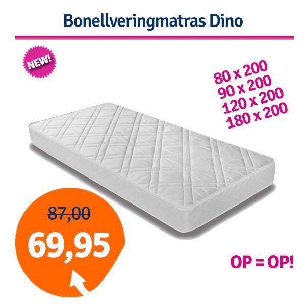 Dagaanbieding - Dagaanbieding Dino matrassen dagelijkse koopjes