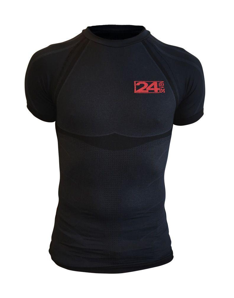 Dagaanbieding - Thermoshirt Shortsleeve 24-seven dagelijkse koopjes