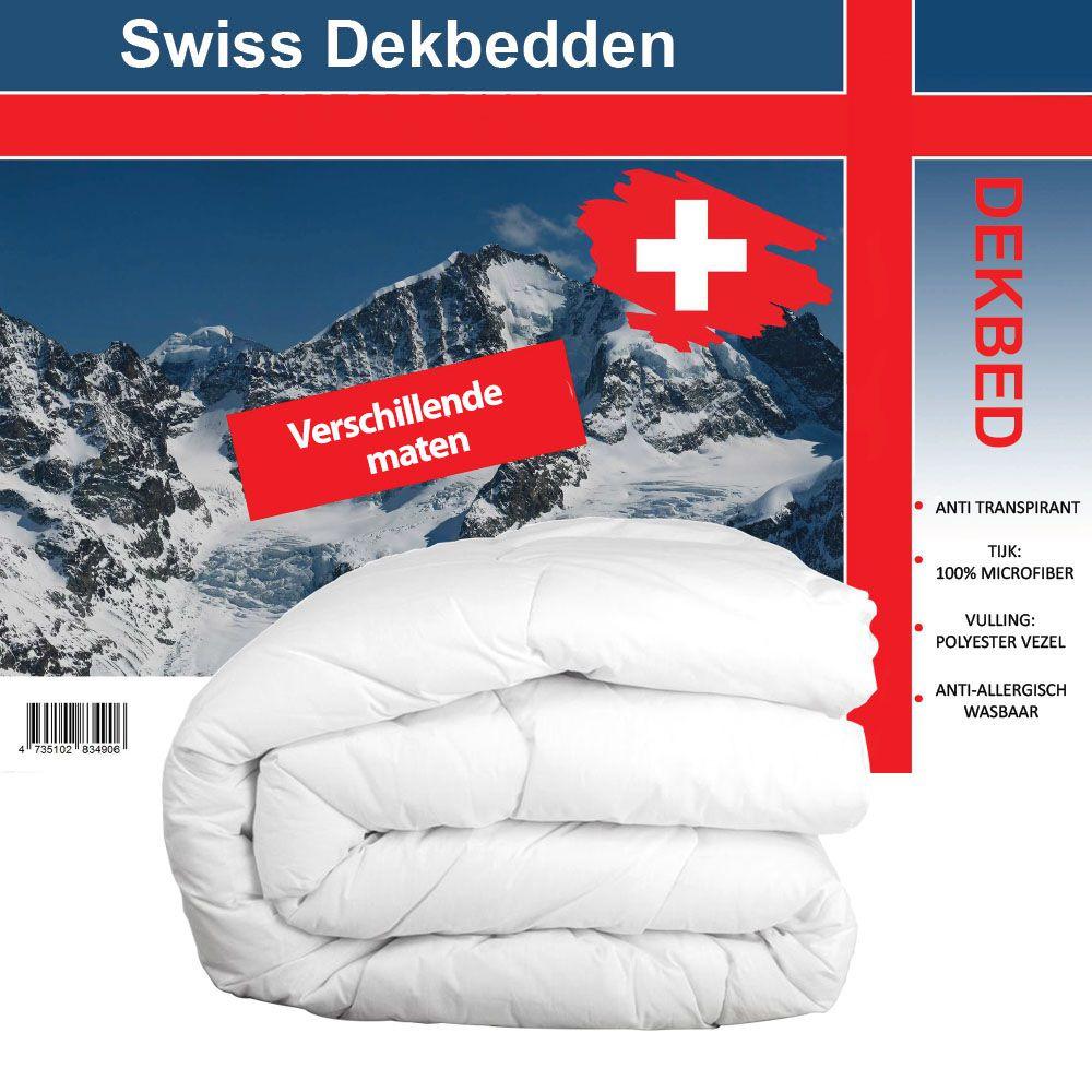 Dagaanbieding - Swiss dekbed dagelijkse koopjes