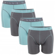 Vinnie - G Mint - Grey 4-Pack