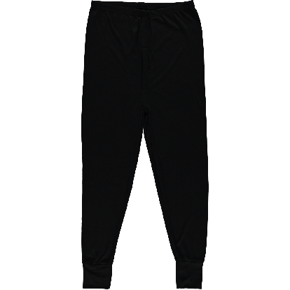 Heat Keeper Heren Thermal Heat Legging Long John Zwart
