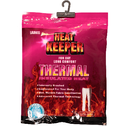 Heat Keeper Dames Thermo Heat Legging Wit (