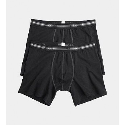 Sloggi Men Match Short C2P 2-Pack Zwart