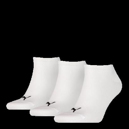 Puma sokken Sneaker wit 6-pack