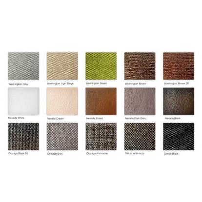 Kleuren tabel boxsprings