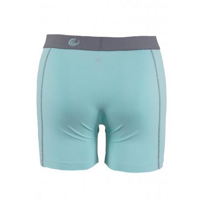 Vinnie-G boxershorts Mint Light - Grey 2-Pack