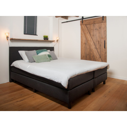 Boxspring Berlijn - Chicago Black