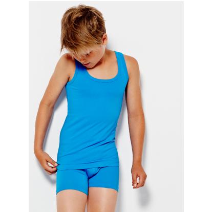 voorbeeld jongens shirt uniblauw