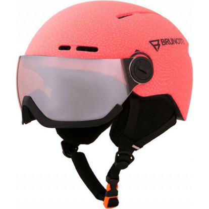 Brunotti Oberon 2 Women Skihelm Punch Pink