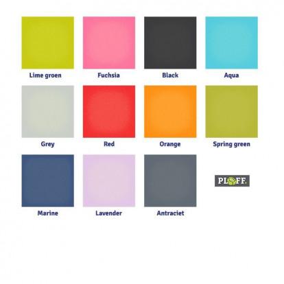 Ploff zitzak kleuren