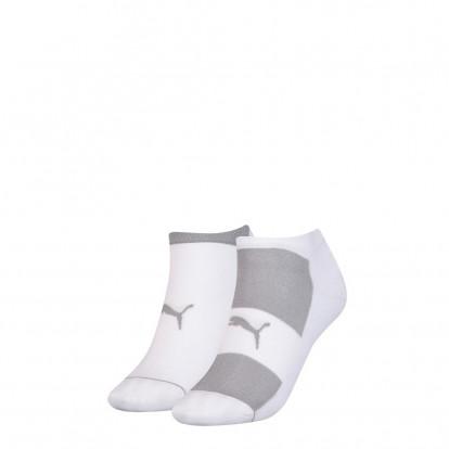 Puma sokken sneakers radient dames White 2-pack