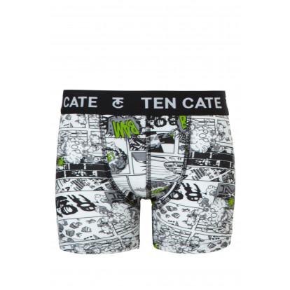Ten Cate Boys short Strip Black