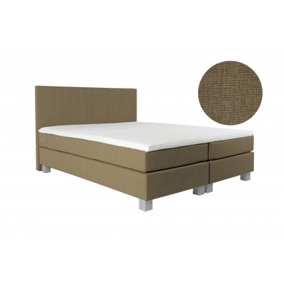Boxspring Valencia Chicago Beige
