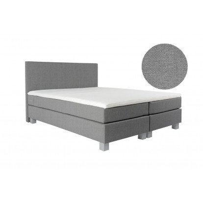 Boxspring Valencia Chicago Grey