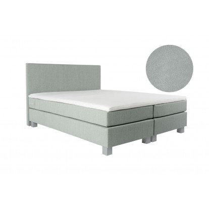 Boxspring Valencia Detroit Light Grey
