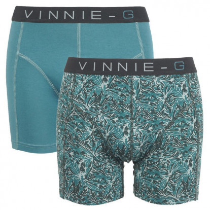 Dagaanbieding Vinnie-G boxershorts Leaves 6-pack