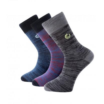 Dagaanbieding Vinnie-G sokken hoog 9 paar