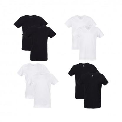 Vinnie-G Heren T-shirts 6-pack extra voordelig