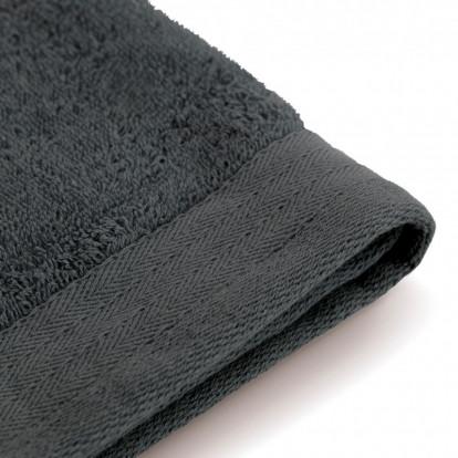 Dagaanbieding Walra Soft Cotton gastendoekjes Antracite