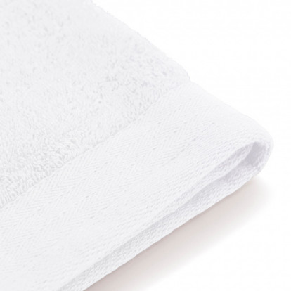 Dagaanbieding Walra Soft Cotton gastendoekjes White