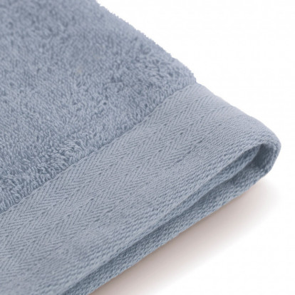Dagaanbieding Walra Soft Cotton gastendoekjes Blue
