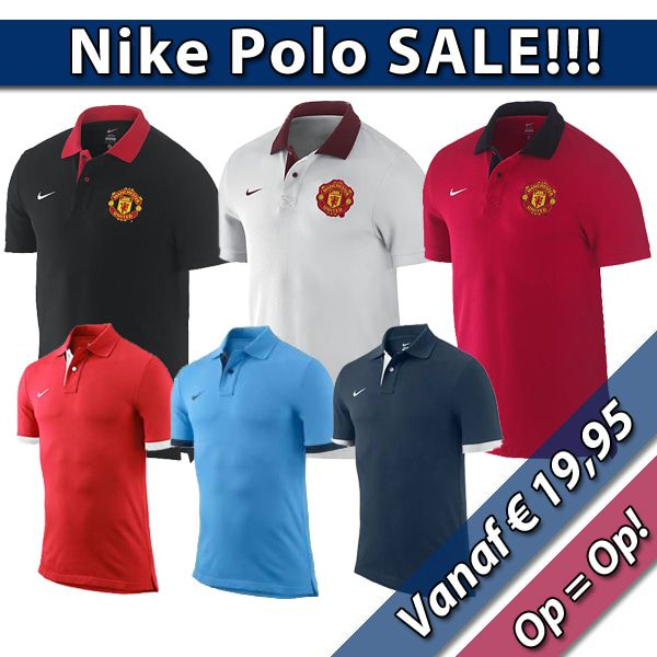 Nike Polo Sale-S-Rood