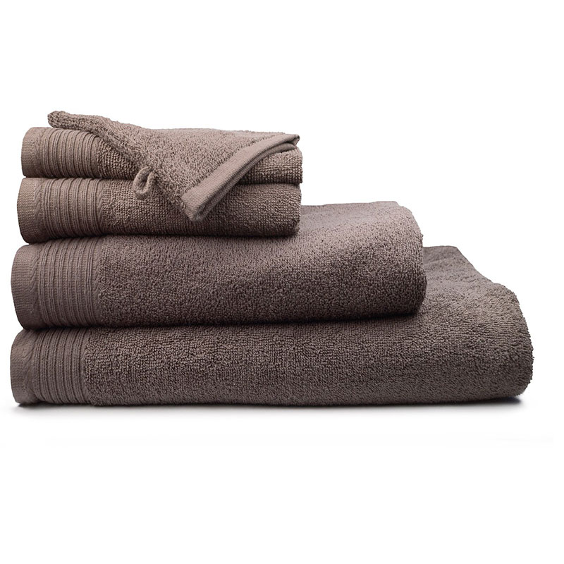 The One Handdoek Deluxe 50x100 550 gr Taupe