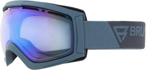 Brunotti Downhill 2 Unisex Skibril Night Blue