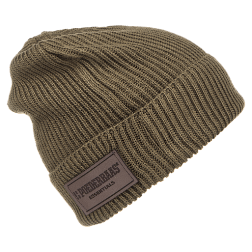 Poederbaas Essentials EB16005 Leger groen