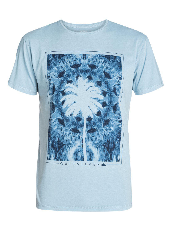 Quiksilver Garment Dyed T-Shirt Mushroom