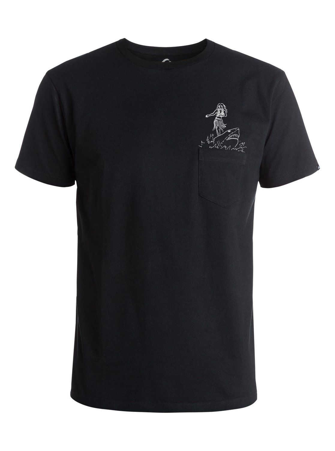 Quik Silver T-Shirt Pocket Pound Of Flesh