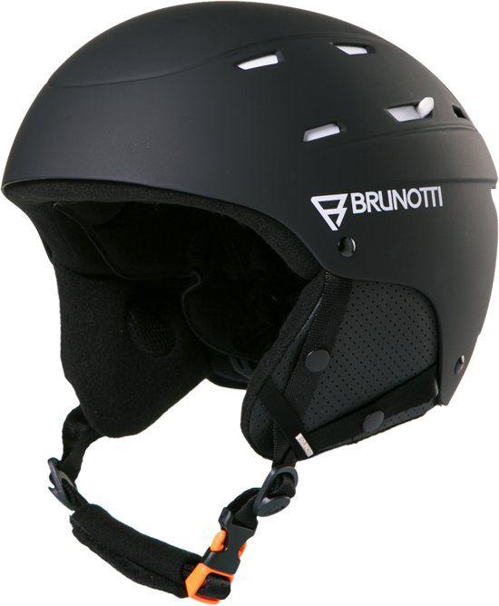 Brunotti Field 1 Unisex Skihelm Black