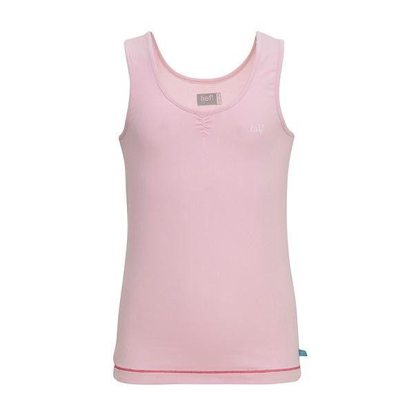 Lief! Basic Sweet Pink Singlet