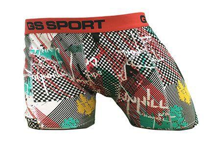 GS Sport Heren Boxershort Street