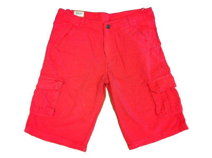 Bermuda GS Sport Summer-Gewassen rood-XL