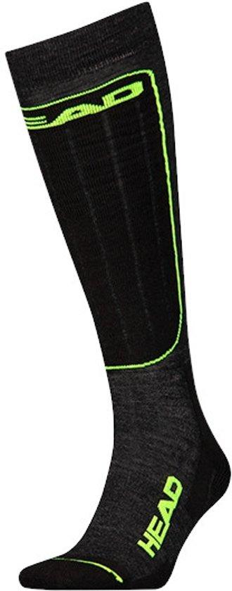 HEAD Ski Performance 2-pack Unisex neon yellow-35/38