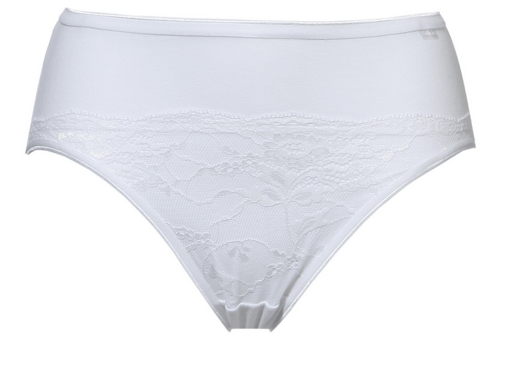 Ten Cate Highleg Lace Cream-S