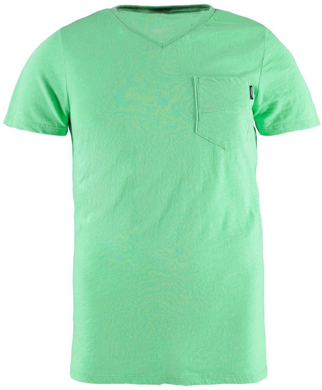 Brunotti Adrano Heren T-shirt V-hals Spring Green