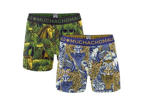 Muchachomalo Boxershorts 2 pack Norwax