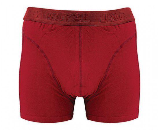 J&C Boxershort H152 B Rood