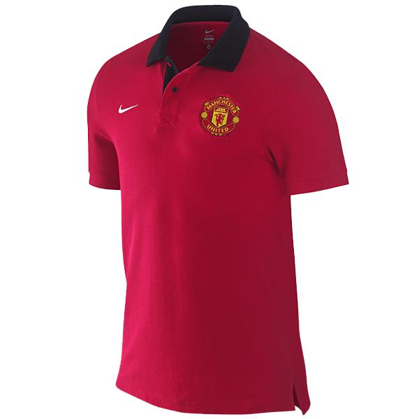 Nike Polo Manchester United Red